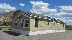 Brand new Manufactured home ready to move in for Sept.