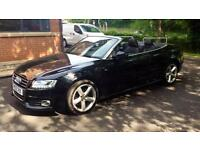 2012 Audi A5 Tdi S-Line Convertible ***WAS 16500 SALE NOW ON*** Diesel