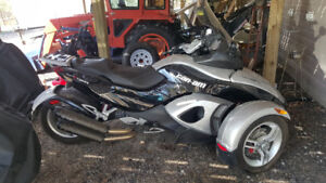 FOR SALE 990 CAN AM ROADSTER