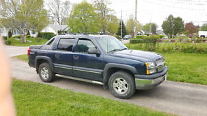 2004 Chevy Avalanche LT 4x4