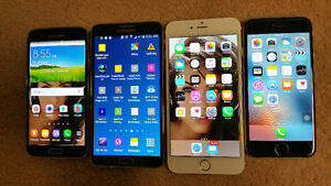 ** WANTED ** YOUR UNWANTED PHONES