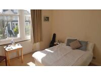 Large double room in friendly flat share for single or couple (£730/£870)