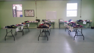 Clothing donations needed for children