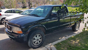 2003 GMC Sonoma SLS Extended Cab Pickup Truck 4x4