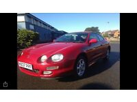 Toyota celica GT 173bhp track car? Not 172 182 type r st mr2