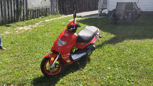 Scooter a vendre !!
