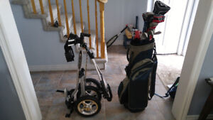 Golf Clubs + Full set