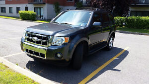 2009 Ford Escape Limited VUS / SUV - 8000$