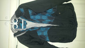 Boys XL new firefly winter jacket