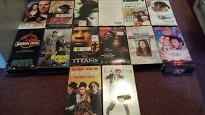 14 Adult VHS Movies