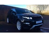 2014 Land Rover Range Rover Evoque 2.2 SD4 Dynamic 5dr (9) Automatic Diesel 4x4