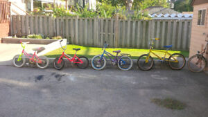 KID'S BICYCLES FOR SALE