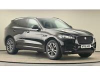 2016 Jaguar F-Pace 2.0d R-Sport Auto AWD (s/s) 5dr SUV Diesel Automatic