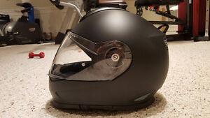 ★ Motorcycle Helmet - Schuberth S2 Sport Matte Black - Size M