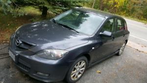 2007 Mazda 3 2.3L AT