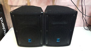 """Yorkville E10P Self Powered, Active Speakers. 10""""/1"""" 650W"""