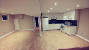 WALK OUT Bachelor Basement available for rent