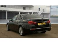 2014 BMW 5 Series 2.0 520D LUXURY 4d 181 BHP Saloon Diesel Automatic