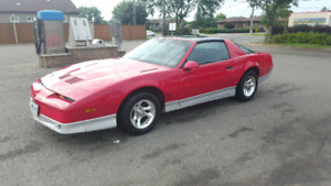 88' Trans Am - WS6, Posi, 5 speed