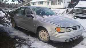 04 pontiac grand am parts