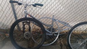 Ladies Giant Sedona lx frame and most parts  $60