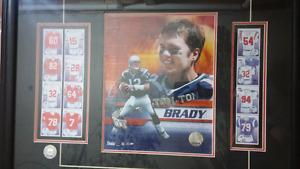Tom Brady collectors item.