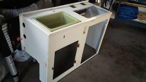 Module d'armoire pour Boler avec évier