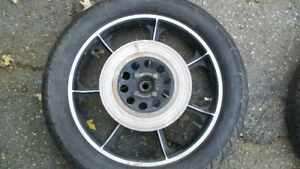 kawasaki rear rim for sale