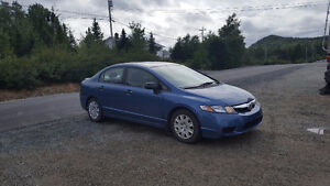 2009 Honda Civic CX Sedan