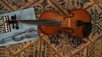 Full Size Violin Nice Beautiful Tone Excellent Condition