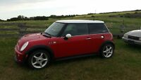 2001 MINI Mini Cooper S Coupe (2 door)