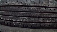 All season / summer tires 225 / 65 / 16
