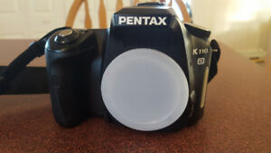 Pentax K110D 6.1 MP DSLR ** Body Only****OBO