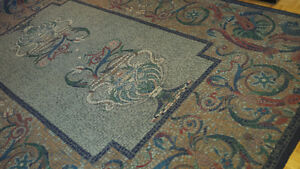 Classic pattern large Carpet 137 x 94 inches