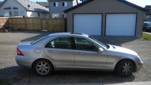 2003 Mercedes-Benz C-Class Sedan