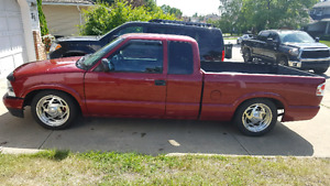 1999 Chevy s10 reduced