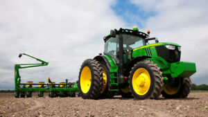 Farming GPS guidance systems 10 to 15 inches