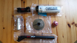 Brand New Mountain Bike Parts