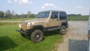 Jeep a vendre