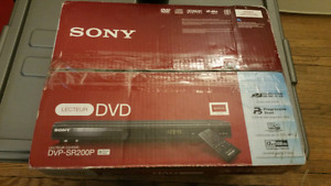 Sony DVD Player (Brand New)