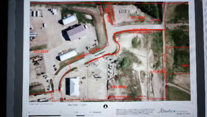 COMMERCIAL / INDUSTRIAL LAND FOR SALE IN DIDSBURY (LOT #7)