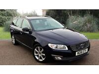 Volvo V70 2.0TD D4 ( 181bhp ) ( s/s ) Geartronic 2016MY SE Lux