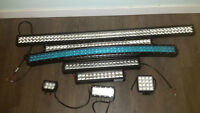 Off road led light bars