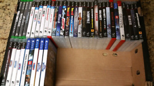 PS3 PS4 Xbox One Games