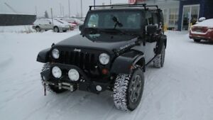 2013 Jeep Wrangler X Unlimited Rubicon