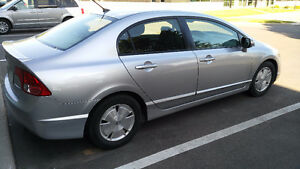 2007 Honda Civic Hybrid Sedan