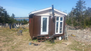 Tiny house for rent on the ocean