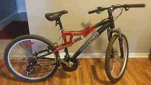 "Raleigh Chill 18"" frame 26"" tire mountain bike 200 OBO"