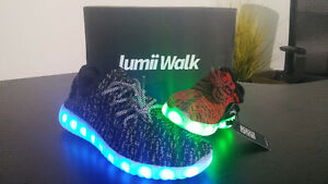 LED Lights on shoes