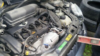 08 Mini cooper s engine